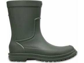 Crocs AllCast Rain Boot M - Dusty Olive/Dusty Olive