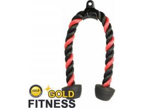 Harbinger Tricepsové lano krátké