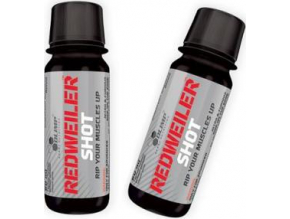 Olimp Sport nutrition Redweiler Shot 20x 60ml.