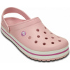 Crocs Crocband Pearl Pink/Wild Orchid