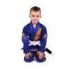 Dětské BJJ kimono / gi NEW MEERKATSU KIDS ANIMAL - MODRÉ - Tatami Fightwear + bílý pás ZDARMA