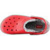 Crocs Classic Lined Clog Pepper/Silver