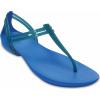 Crocs Isabella T-strap - Blue