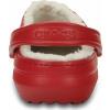 Crocs Classic Lined Clog - Pepper/Oatmeal