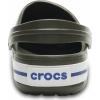 Crocs Crocband Dark Camo Green/Stucco