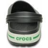 Crocs Crocband - Graphite/Grass Green