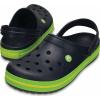 Crocs Crocband Navy/Volt Green/Lemon