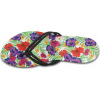 Crocs Isabella Graphic Flip W - Black/Floral