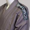 bjj gi kimono valor bravura grey sede f4