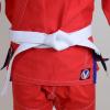 bjj gi kimono valor prime v2 premium cervena f7