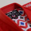 bjj gi kimono valor prime v2 premium cervena f2