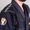 bjj gi kimono valor prime v2 premium navy f4