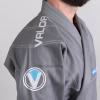 bjj gi kimono valor prime v2 premium grey f7
