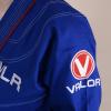 bjj kimono gi valor vlr superlight modre f11