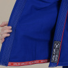 bjj kimono gi valor vlr superlight modre f8