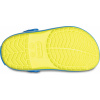 Crocs Crocband Clog K Tennis Ball Green/Ocean