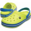 Crocs Crocband Tennis Ball Green/Ocean