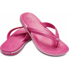 Crocs Crocband Flip  Paradise Pink/White