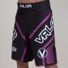 trenky sortky mma valor triumph purple nogi f3