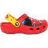 Crocs CC McQueen & Francesco Clog - Flame/Yellow
