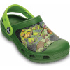 Crocs Teenage Mutant Ninja Turtles Clog - Seaweed/Volt Green