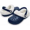 Crocs Mammoth Core Full Collar Kids Navy/Oatmeal