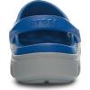 Crocs Duet Sport Clog Kids - Sea Blue/Light Grey