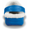 Crocs Baya Lined Kids Sea Blue/Oatmeal