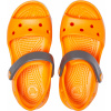 Crocs Crocband Sandal Kids Orange/Slate Grey