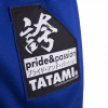 bjj gi kimono jiu jitsu tatami hokori modre f6