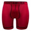 compression underwear red front