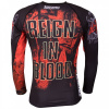 rashguard tatami slayer blood fitexpert f4