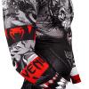 rashguard venum werewolf ls black grey fightexpert f5