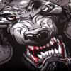 rashguard venum werewolf ls black grey fightexpert f8