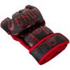 rukavice venum mma gloves gladiator black red fightexpert f2
