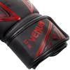 boxovaci rukavice venum gladiator black red box fightexpert f4