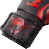 boxovaci rukavice venum gladiator black red box fightexpert f7
