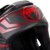 chranic hlavy venum headguard gladiator black red fightexpert f4