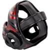 chranic hlavy venum headguard gladiator black red fightexpert f3
