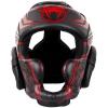 chranic hlavy venum headguard gladiator black red fightexpert f2