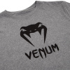 tricko tshirt venum classic heather grey f3
