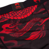 leginy mma spats dragons flight black red f6