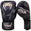 venum boxing gloves rukavice box impact dark camo sand f1