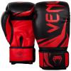boxing gloves venum rukavice challenger 3.0 black red f2