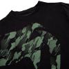 tshirt triko venum tecmo giant khaki black f5
