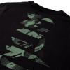 tshirt triko venum tecmo giant khaki black f6