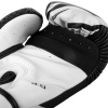 boxing gloves venum rukavice challenger 3.0 black white f4