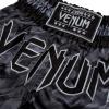 muaythai short sortky venum tecmo dark grey f5