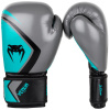 boxing gloves rukavice venum contender 2 grey turquoise black f1