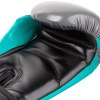 boxing gloves rukavice venum contender 2 grey turquoise black f5